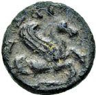 Photo numismatique  ARCHIVES VENTE 12 juin 2018 GRÈCE ANTIQUE ASIE MINEURE MYSIE. LAMPSAQUE 50- Bronze (3ème siècle).