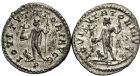 Photo numismatique  ARCHIVES VENTE 12 juin 2018 EMPIRE ROMAIN DIOCLETIEN (284-305)  101- Antoniniens (2), Lyon.