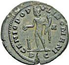 Photo numismatique  ARCHIVES VENTE 12 juin 2018 EMPIRE ROMAIN CONSTANCE CHLORE (César 293-305 - Auguste 305-306)  106- Follis, Lyon, 302/304.