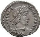 Photo numismatique  ARCHIVES VENTE 12 juin 2018 EMPIRE ROMAIN CONSTANT (César 333-337 - Auguste 337-350)  108- Silique, Trèves, 347/348.