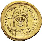 Photo numismatique  ARCHIVES VENTE 12 juin 2018 EMPIRE BYZANTIN JUSTINIEN Ier (527-565)  119-  Solidus, Constantinople, officine B.