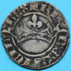Photo numismatique  MONNAIES BARONNIALES Comté de PROVENCE ROBERT d'ANJOU (1309-1343) Sol provençaL.