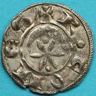 Photo numismatique  MONNAIES BARONNIALES Marquisat de PROVENCE RAYMOND V et VI (1148-1222) Denier.