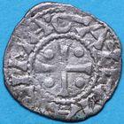 Photo numismatique  MONNAIES BARONNIALES Archevêché de VIENNE (XIIe siècle) Deniers.