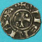Photo numismatique  MONNAIES BARONNIALES Archevêché de VIENNE (XIIe siècle) Obole.