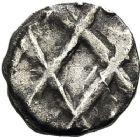 Photo numismatique  ARCHIVES VENTE 12 juin 2018 PEUPLES BARBARES MEROVINGIENS CITES MARSEILLE (Bouches-du-Rhône) 205- Denier, VIIIe siècle.