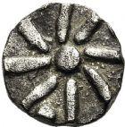 Photo numismatique  ARCHIVES VENTE 12 juin 2018 PEUPLES BARBARES MEROVINGIENS CITES Indéterminé 210- Denier, VIIIe siècle.