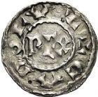 Photo numismatique  ARCHIVES VENTE 12 juin 2018 CAROLINGIENS CHARLES LE SIMPLE (28 janvier 893-destitué en 923)  224- Denier, Verdun.
