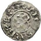 Photo numismatique  VENTE 12 juin 2018 ROYALES FRANCAISES LOUIS VI (29 juillet 1108-1er août 1137)  230- Denier du 2etype, Pontoise.