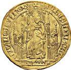 Photo numismatique  VENTE 12 juin 2018 ROYALES FRANCAISES JEAN II LE BON (22 août 1350-18 avril 1364)  242- Royal d'or de la 1ère émission (22 août 1358).