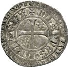 Photo numismatique  ARCHIVES VENTE 12 juin 2018 ROYALES FRANCAISES JEAN II LE BON (22 août 1350-18 avril 1364)  248- Gros à l'étoile.