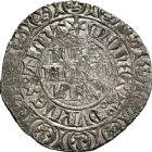 Photo numismatique  VENTE 12 juin 2018 ROYALES FRANCAISES JEAN II LE BON (22 août 1350-18 avril 1364)  248- Gros à l'étoile.