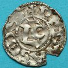 Photo numismatique  MONNAIES BARONNIALES Archevêché de LYON ANONYMES (Xie siècle) Denier.