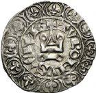 Photo numismatique  VENTE 12 juin 2018 ROYALES FRANCAISES JEAN II LE BON (22 août 1350-18 avril 1364)  250- Gros tournois du Languedoc.