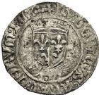 Photo numismatique  VENTE 12 juin 2018 ROYALES FRANCAISES LOUIS XII (8 avril 1498-31 décembre 1514)  266- Douzain au porc-épic, Lyon.