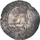 Photo numismatique  VENTE 12 juin 2018 ROYALES FRANCAISES FRANCOIS I (1er janvier 1515–31 mars 1547)  270- Demi-teston du 21ème type, Tours.