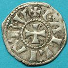 Photo numismatique  MONNAIES BARONNIALES Archevêché de LYON (XIIIe-XIVe siècles) Obole.