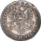 Photo numismatique  VENTE 12 juin 2018 BARONNIALES Duché de BOUILLON et Seigneurie de SEDAN  339- V sols 1615.