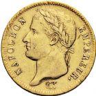 Photo numismatique  ARCHIVES VENTE 12 juin 2018 MODERNES FRANÇAISES NAPOLEON Ier, empereur (18 mai 1804- 6 avril 1814)  346- 40 francs or (2) Paris 1811 dont faux.
