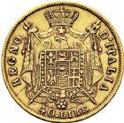 Photo numismatique  ARCHIVES VENTE 12 juin 2018 MODERNES FRANÇAISES NAPOLEON Ier, roi d'Italie (1805-1814)  355- 40 lire or, Milan 1810.