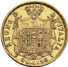 Photo numismatique  ARCHIVES VENTE 12 juin 2018 MODERNES FRANÇAISES NAPOLEON Ier, roi d'Italie (1805-1814)  357- 40 lire or, Milan 1813.