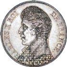 Photo numismatique  ARCHIVES VENTE 12 juin 2018 MODERNES FRANÇAISES CHARLES X (16 septembre 1824-2 août 1830)  367- 5 francs, Paris 1827.