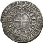 Photo numismatique  ARCHIVES VENTE 12 juin 2018 MONNAIES DU MONDE ALLEMAGNE JULIERS, Guillaume II (1361-1393) 404- Gros Tournois.