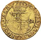 Photo numismatique  ARCHIVES VENTE 12 juin 2018 MONNAIES DU MONDE ANGLETERRE JAMES Ier (1603-1625) 407- Unité d'or de 20 shillings, (1607-1609).