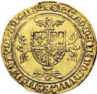 Photo numismatique  ARCHIVES VENTE 12 juin 2018 MONNAIES DU MONDE BELGIQUE BRABANT, Philippe le Bon (1430-1467) 412- Lion d'or, Malines.