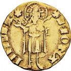 Photo numismatique  ARCHIVES VENTE 12 juin 2018 MONNAIES DU MONDE ESPAGNE BARCELONE, Pierre III (1336-1387) 414- Florin d'or.