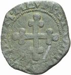 Photo numismatique  MONNAIES BARONNIALES Duché de SAVOIE EMMANUEL-PHILIBERT (1553-1580) Quarto.
