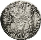 Photo numismatique  ARCHIVES VENTE 12 juin 2018 MONNAIES DU MONDE ITALIE BOLOGNE, Giovanni II Bentivoglio (1463-1506) 426- Grossone.