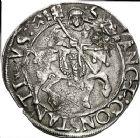 Photo numismatique  ARCHIVES VENTE 12 juin 2018 MONNAIES DU MONDE ITALIE CARMAGNOLE, Louis II de Saluzzo (1475-1504) 429- Cavallotto.
