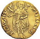 Photo numismatique  ARCHIVES VENTE 12 juin 2018 MONNAIES DU MONDE ITALIE FLORENCE, République (1198-1531) 431- Florin, (1er semestre 1463).