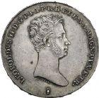 Photo numismatique  ARCHIVES VENTE 12 juin 2018 MONNAIES DU MONDE ITALIE FLORENCE. Léopold II de Lorraine (1824-1859) 434- Francescone, Florence 1834.