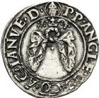 Photo numismatique  ARCHIVES VENTE 12 juin 2018 MONNAIES DU MONDE ITALIE MILAN, Galeazzo Maria Sforza (1466-1476) 438- Teston ou Grosso de 4.