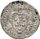 Photo numismatique  ARCHIVES VENTE 12 juin 2018 MONNAIES DU MONDE ITALIE MODENE, Cesar d'Este et Virginia de Medicis (1598-1615) 442- 6 bolognoni.