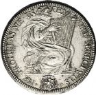 Photo numismatique  ARCHIVES VENTE 12 juin 2018 MONNAIES DU MONDE ITALIE SAINT-SIEGE, Clément X (1670-1676) 451- Teston au roi David.