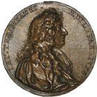 Photo numismatique  ARCHIVES VENTE 12 juin 2018 MÉDAILLES MEDAILLES HISTORIQUES FRANCAISES Jacques Trois-Dames 472- Jacques Trois-Dames, magistrat, échevin de la Ville de Paris, 1674.