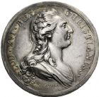 Photo numismatique  ARCHIVES VENTE 12 juin 2018 MÉDAILLES MEDAILLES HISTORIQUES FRANCAISES Louis XVI (1774-1793) 474- Langres (Haute-Marne). Prix de l'École gratuite de dessin, 1782.