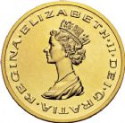 Photo numismatique  ARCHIVES VENTE 12 juin 2018 MÉDAILLES MEDAILLES FRANCAISES ET ETRANGERES ANGLETERRE. Elizabeth II  (depuis 1952) 480- La couronne impériale, or.