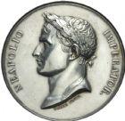 Photo numismatique  VENTE 12 juin 2018 MÉDAILLES MEDAILLES HISTORIQUES FRANCAISES Napoléon Ier  505- Fêtes du couronnement, an XIII  (1804), par Galle et Jeuffroy.