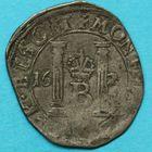Photo numismatique  MONNAIES BARONNIALES Cité de BESANCON Monnayage au nom de CHARLES QUINT Gros.