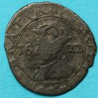 Photo numismatique  MONNAIES BARONNIALES Cité de BESANCON Monnayage au nom de CHARLES QUINT Carolus.