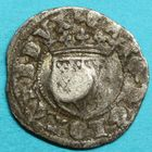 Photo numismatique  MONNAIES BARONNIALES Duché de LORRAINE CHARLES III (1545-1608) Double denier contremarqué.