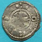 Photo numismatique  MONNAIES BARONNIALES Comté d'AUXERRE (XIIe-XIIIe siècles) Denier.