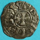 Photo numismatique  MONNAIES BARONNIALES Evêché de MEAUX GAUTIER Ier (1045-1082) Deniers.