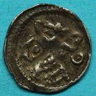 Photo numismatique  MONNAIES BARONNIALES Comté de FLANDRE (XIIIe siècle) Maille de Gand.