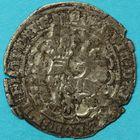 Photo numismatique  MONNAIES BARONNIALES Comté de FLANDRE LOUIS de MÂLE (1346-1384) Botdraeger ou demi-lion d'argent.