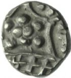 Photo numismatique  MONNAIES PEUPLES BARBARES MEROVINGIENS CITES BRIOUDE (Haute-Loire) Denier.